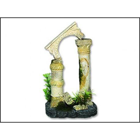 AQUA EXCELLENT antické stĺpy 12,5 x 10,5 x 20 cm