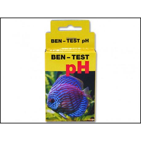 HU-BEN Ben test pre pH 4,7 - 7,4 - kyslosť vody 20 ml
