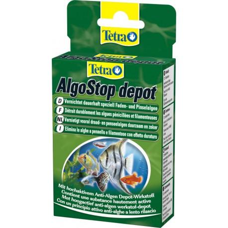 TETRA Algo Stop Depot 12 tabliet