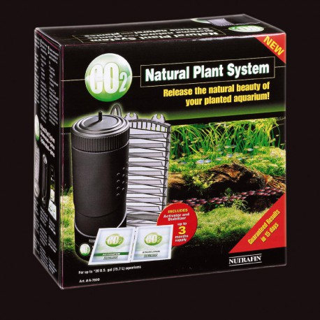 NUTRAFIN Natural Plant System CO2