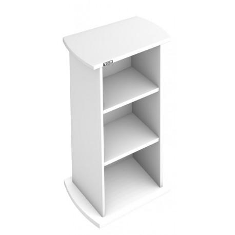 Biely stolík pod TETRA AquaArt 30 l
