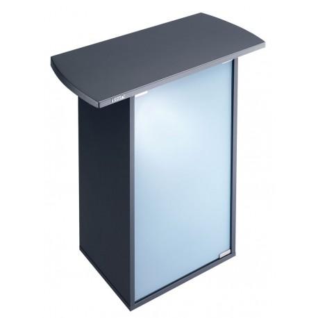 Čierny stolík pod TETRA AquaArt 60 l