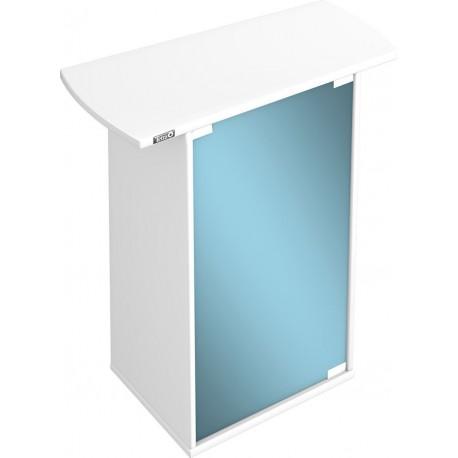 Biely stolík pod TETRA AquaArt 60 l