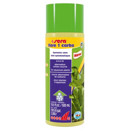 sera flore 1 carbo 50 ml