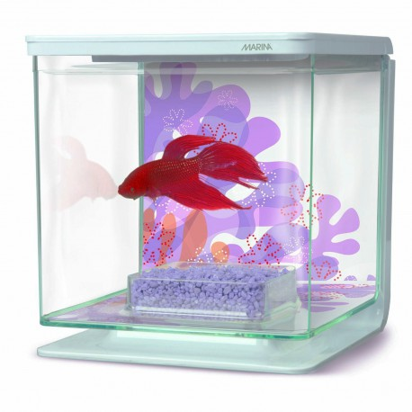 MARINA Betta Kit Flower 2 L