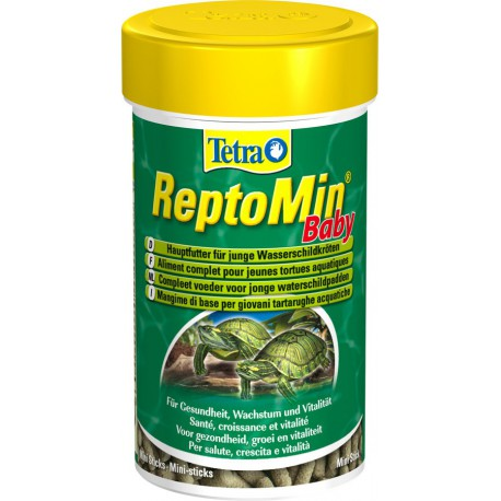Tetra ReptoMin Mini-Baby 100 ml