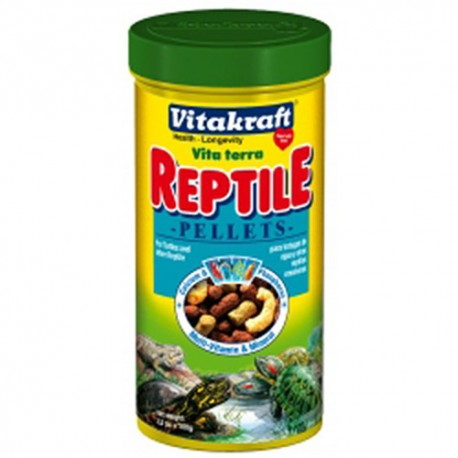 VITAKRAFT Reptile Pellets 250 ml