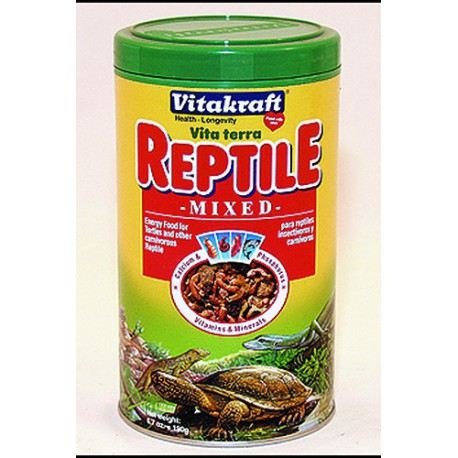 VITAKRAFT Reptile Mixed 1 l