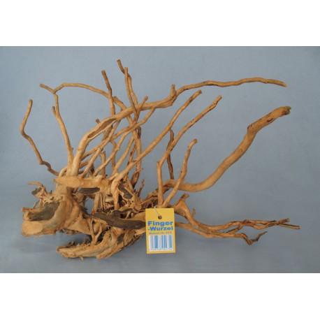 Dekoračný koreň FINGER wood - stredný