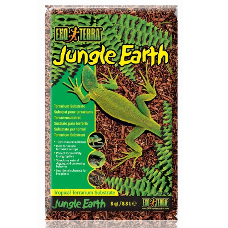 Exo Terra Jungle Earth 8,8 l