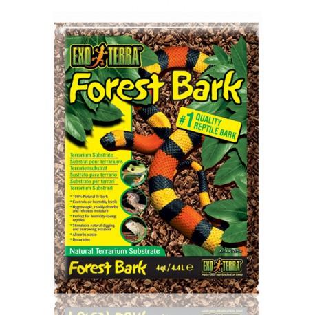 Exo Terra jedľová kôra - Forest Bark 4,4 l