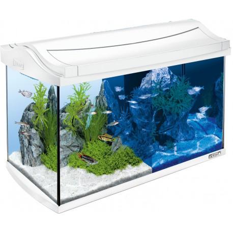 TETRA AquaArt biele LED 60 L / 57 x 30 x 35 cm