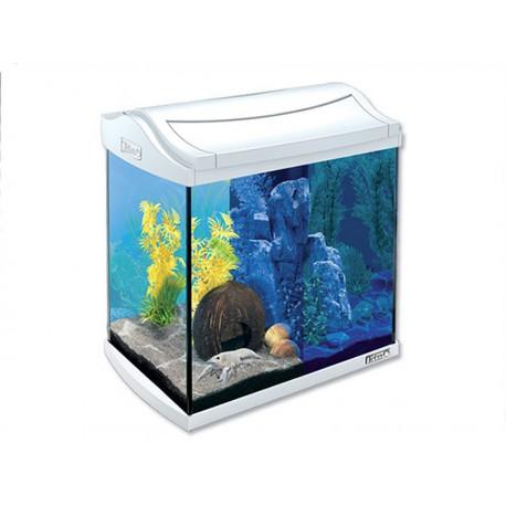 TETRA AquaArt biele LED 30 L / 35 x 25 x 35 cm