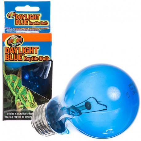 ZOO MED modrá denná žiarovka 60 W
