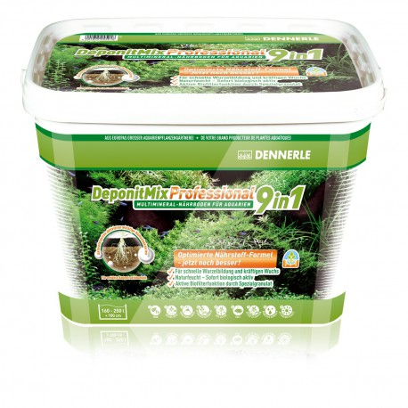Dennerle Deponit Mix Professional 9in1 9,6 kg