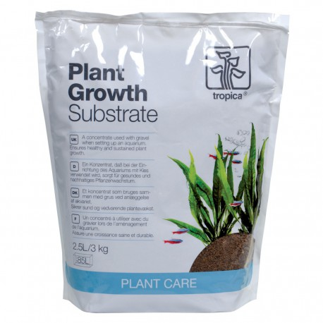 Tropica Plant Growth Substrate 2,5l
