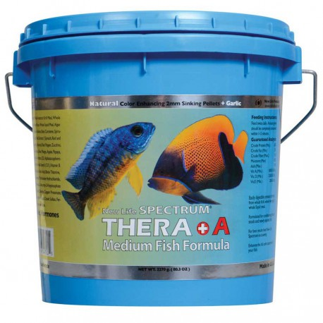 New Life Spectrum Thera A 250g