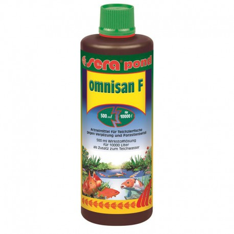 sera pond omnisan F 250 ml