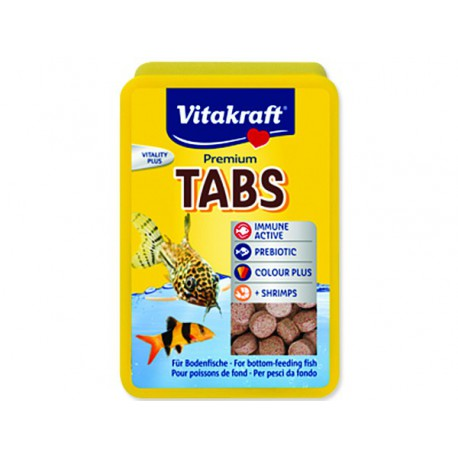 VITAKRAFT Vita Premium Tabs 100 ks 18g