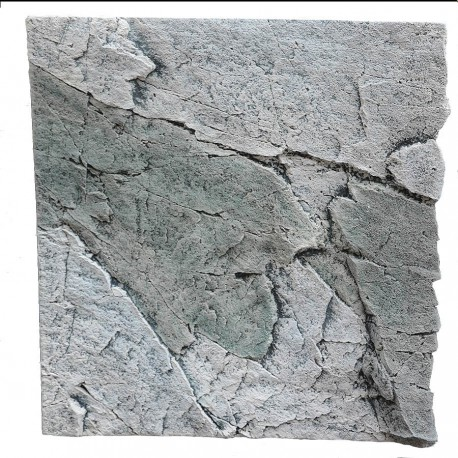Back to Nature pozadie do akvaria Slimline Basalt Gray 60A, 50 x 55 cm