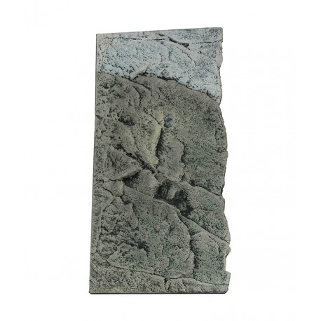 Back to Nature Slim Line Rückwand 60C Basalt Gray