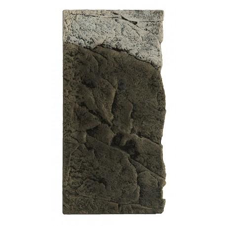 Back to Nature Slim Line Rückwand 50C Basalt Gray