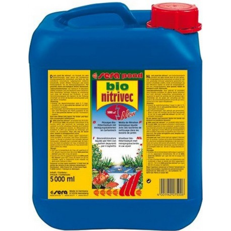 Sera Pond Bio Nitrivec 5000 ml