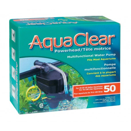Čerpadlo AQUA CLEAR Powerhead 50 (1ks)
