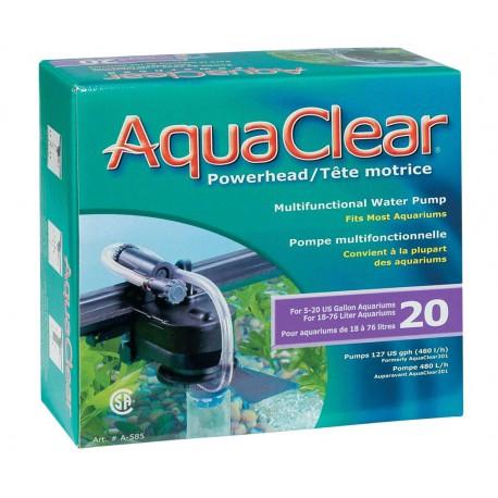 Čerpadlo AQUA CLEAR Powerhead 20 (1ks)