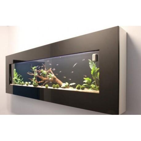 """Akvárium """"ŽIVÝ OBRAZ"""" 150x17x65cm"""