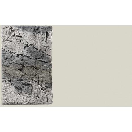 Back to Nature Slim Line Rückwand 80A Basalt Gray 50x80 cm