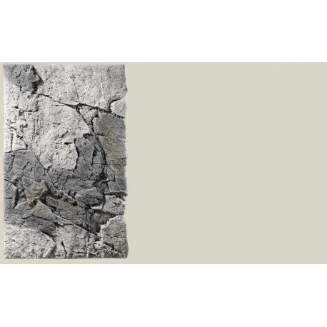 Back to Nature Slim Line Rückwand 80B Basalt Gray 50x80 cm