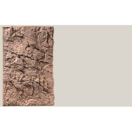 Slimline Red Gneiss 80A, 50 x 80 cm