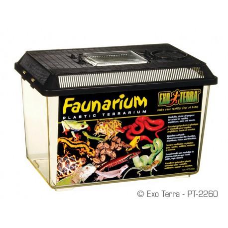 Exo-Terra Faunarium stredné 30 x 19,5 x 20,5 cm