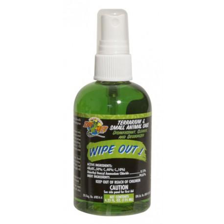 ZOO MED Wipe Out 1 čistič 258,8 ml