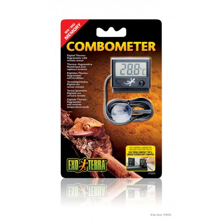 Exo Terra Combometer digitálny teplomer a vlhkomer