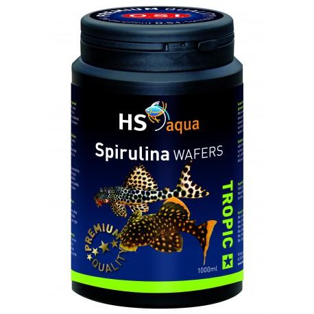 O.S.I. SPIRULINA WAFERS 1000 ml