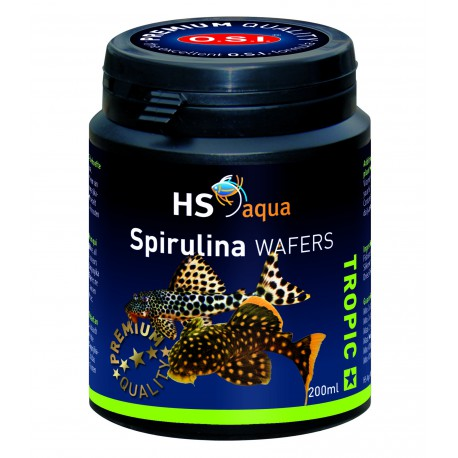 O.S.I. SPIRULINA WAFERS 200 ml