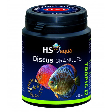 O.S.I. Discus Granules 200 ml