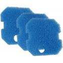 EHEIM modré filtračné vložky pre Experience, Professionel 3ks