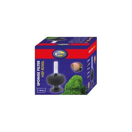Aqua Nova NSF-R200L Sponge filter round