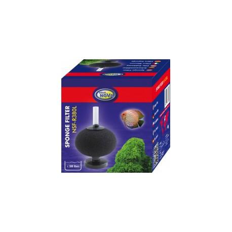 Aqua Nova NSF-R380L Sponge filter round