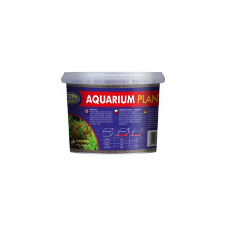 Aqua Nova akvarijný substrát NPS-4 BR