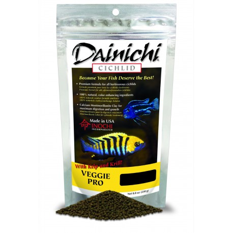 Dainichi Veggie Pro Sinking baby 500g