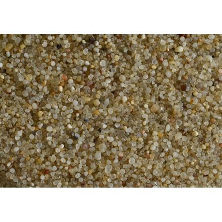 Color Sand kremičitý prírodný piesok 0,5-1,4mm / 2kg