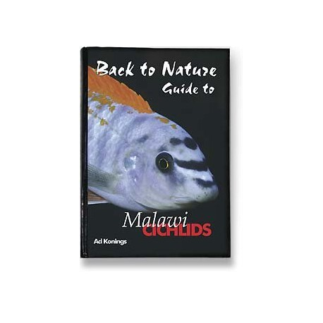 Guide to Malawi Cichlids 2nd Edition Ad Konings