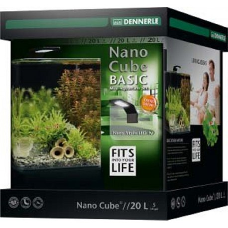 Dennerle Nano Cube Basic LED 20 l