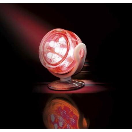 Arcadia Červené LED osvetlenie