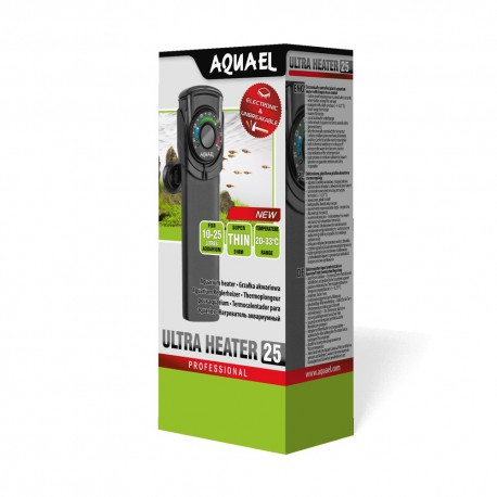 AQUAEL ohrievač ULTRA HEATER 25W