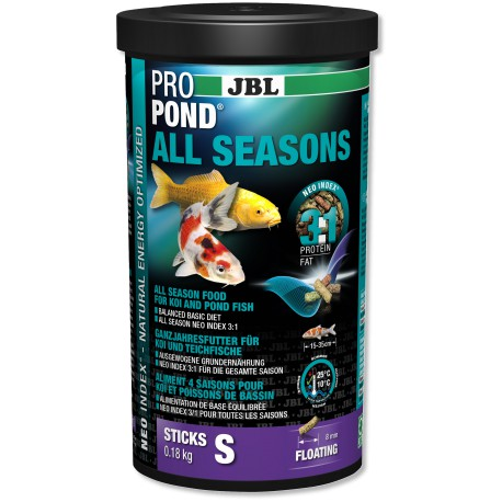 JBL ProPond All Seasons S 1l (0,18kg)